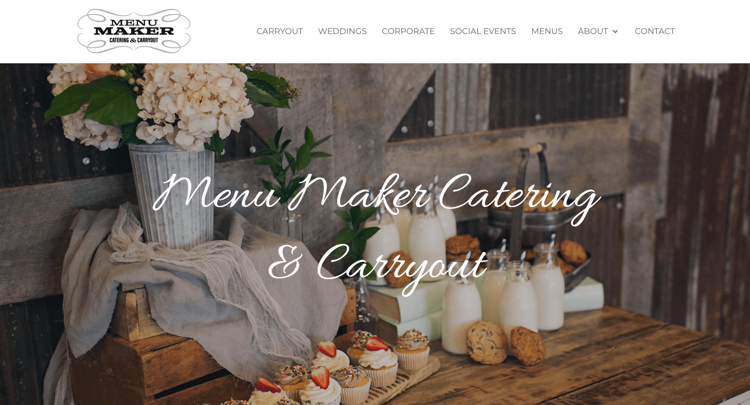 nashville s menu maker catering about us